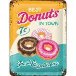 Cartello Donuts