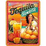 Cartello Tequila Sunrise