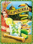 Cartello Caipirinha