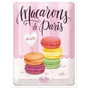 Cartello Macarons