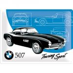 Cartello BMW 507