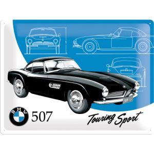 Cartello BMW 507
