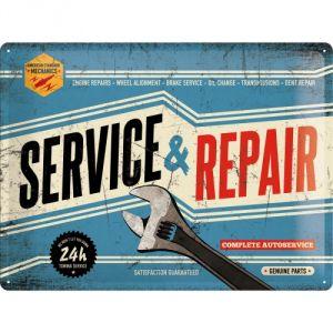 Cartello Service Repair