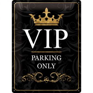 Cartello Vip Parking