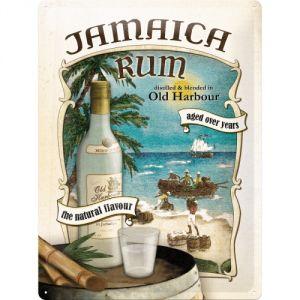 Cartello Jamaica Rum