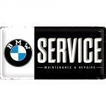 Cartello BMW Service