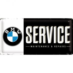 Cartello BMW Service