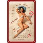 Calendario Pin Up