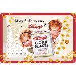 Calendario Kelloggs