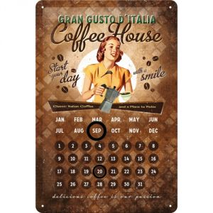 Calendario Cofee house