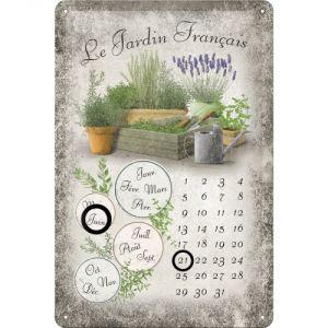 Calendario Le Jardin Francais