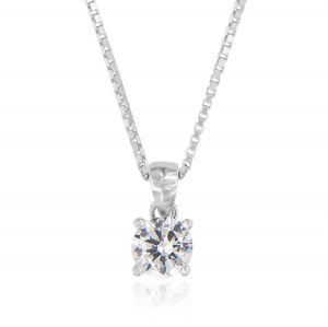 Pendent light point necklace griffe - variable sizes