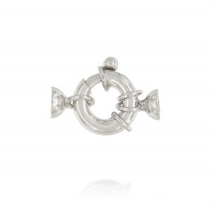 Spring ring clasp 13mm