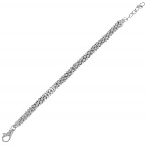 Fope chain bracelet with 6 mm size