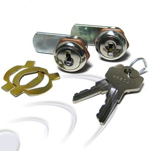 Blocchetti chiave copleti per porte aereo (coppia)