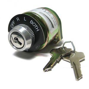Blocchetto chiave accensione aer. con starter - A-510-2