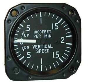 VARIOMETRO Falcon G. -/+ 0-2000 ft/min - Diam.57mm