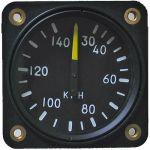 Anemometro analogico Falcon Gauge 20-140 Km/h- Diam. 57 mm