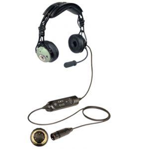 DAVID CLARK DC PRO-XA  HEADSET - AIRBUS PLUG