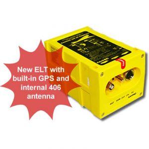 ELT Kannad con GPS-INTEGRA AF - Kit con pannello attivazione remoto