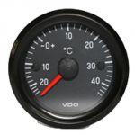 Indicatore temp. analogico -20+60° Air Box  Diam. 52mm