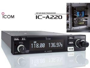 ICOM IC-A220T TSO
