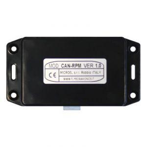 CAN-RPM - Adattatore RPM per Rotax 912iS