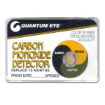 Carbon monoxide detector - Rilevatore monossido di carbonio.