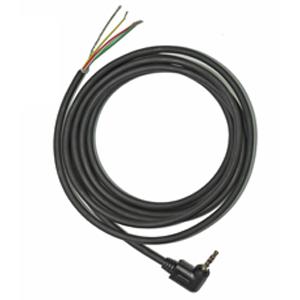 Cavo 2 mt. con connettore YAESU 4 poli 3,5mm