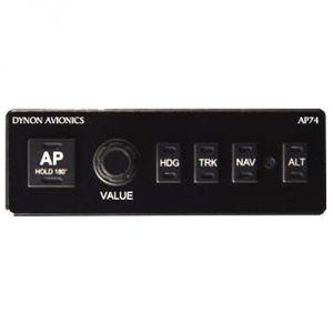 Centralina autopilota Dynon AP74 horizontal