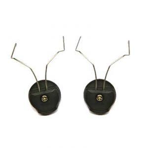 CLICK-CLACK supporto per cuffia PR1 a casco - (coppia)