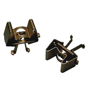 Instrument fastening clips - 3 mm.