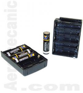 CM-167 contenitore batterie per IC-A22/IC-A3