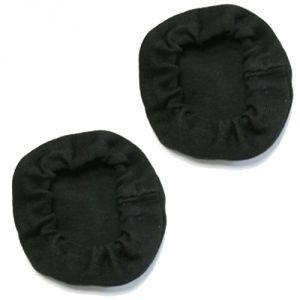 Copri cuscinetti in stoffa (coppia)