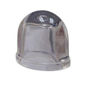Cupola trasparente x corpo lampada SL6N Plus