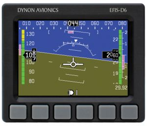 EFIS-D6 Dynon Avionics