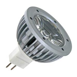 Faretto di atterraggio a MONO-LED 1,25W alto rendimento - ultraluminoso - Diam. 50 mm