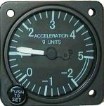 GIMETRO Falcon Gauge Diam. 57 mm -2+5g