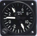 GIMETRO Falcon Gauge Diam. 57 mm -4+10g