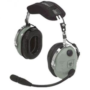 H 10-20 David Clark headset