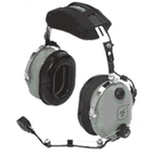 H 10-66XL David Clark - Double impedance headset