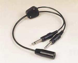 HD-104 adattatore cuffie - Femm. Hely / Masc. avio