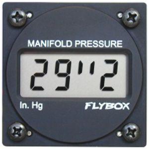 Indicatore MAP assoluta FlyBox - Diam. 57 mm