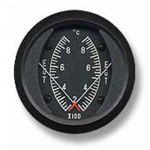 Indicatore temp. 2 lancette EGT scarichi Diam.52mm
