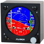 Flybox Oblo' EFIS-HSI 80mm