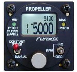 Regolatore Giri Costanti PR1 - Flybox - Diam. 57 mm