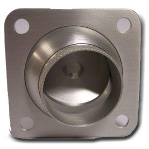 Snap vents de 52 mm en aluminium