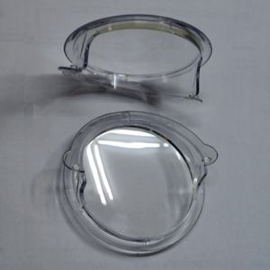 57 mm aluminium snap vents