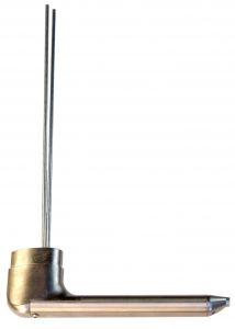 Sonda AOA Tubo di pitot - 90°  per Dynon
