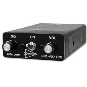 SPA-400 INTERCOM MINI TRANSCOM 2/4 posti
